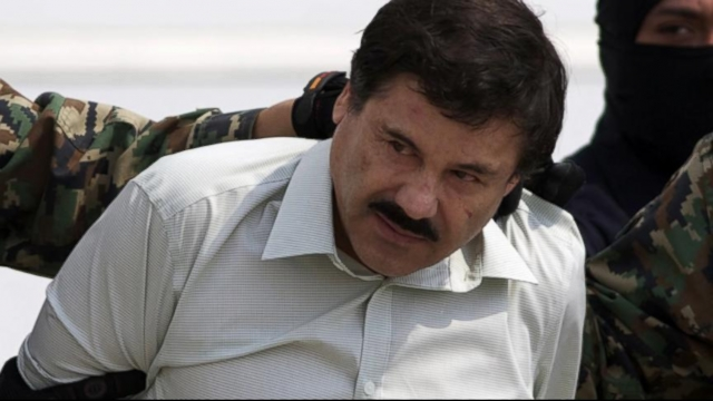 VIDEO: Alleged drug lord has a long line of U.S. prosecutors who want to charge him.
