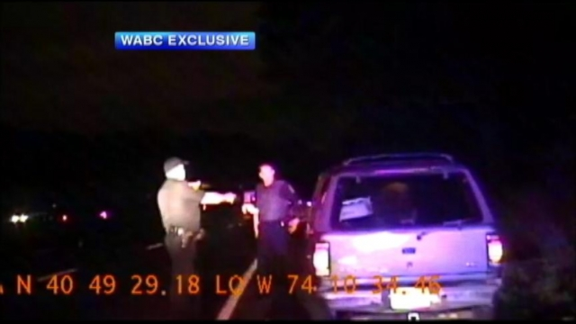 Alleged Police Misconduct Caught on Tape