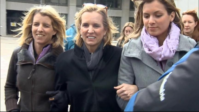 VIDEO: Kerry Kennedy Says Accident Left Her Confused and Scared