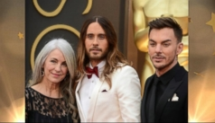 VIDEO: Oscar Nominees Who Brought Their Moms