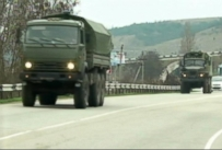 VIDEO: GMA 3/5: Russia Test-Fires Ballistic Missiles Amid Ukraine Crisis