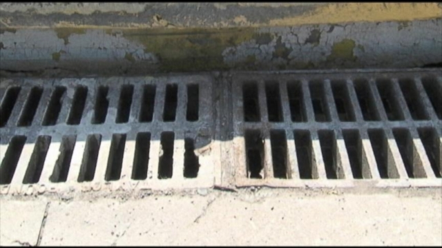 VIDEO: Man Stuck in Drainage Pipe for Two Days