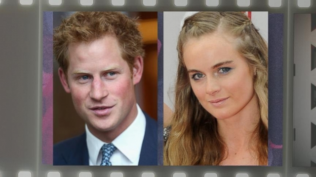 Video: Prince Harry Starts Making Public Appearances With Girlfriend