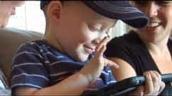 VIDEO: GMA 3/8: Toddlers Ability to Use Smartphone Saves Life