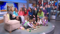 "VIDEO: Stars of the hit TLC show ""19 Kids and Counting"" share never-before-told tales of the Duggar clan."