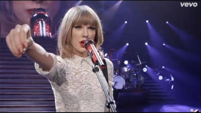 Video: Taylor Swift Named Billboards Highest-Earning Artist