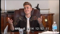 VIDEO: The four and a half hour deposition shows the pop singer acting smug and insolent with lawyers.