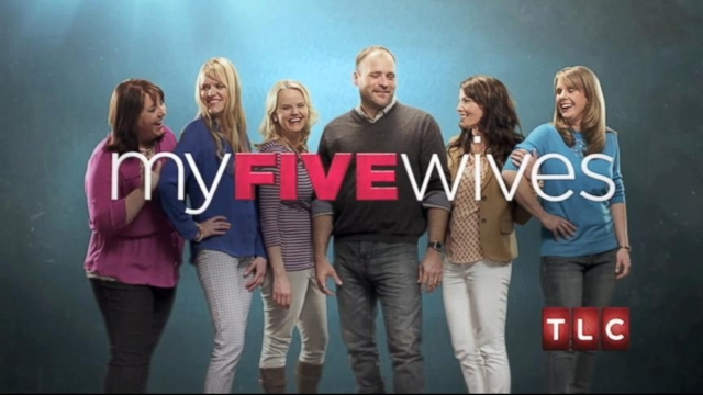 "VIDEO: A husband and his five wives insist that their life style is ""progressive."""
