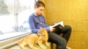 VIDEO: Book Buddies: How Kids Started Reading to Sheltered Cats