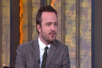 VIDEO: 'Breaking Bad' Star Aaron Paul Has a 'Need for Speed'