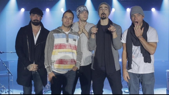 VIDEO: Backstreets Back! Backstreet Boys Makes Concert Announcement on GMA