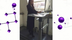 VIDEO: Victoria Beckham Exercises in Stilettos