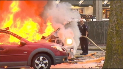Watch: Investigation Begins in KOMO Chopper Crash