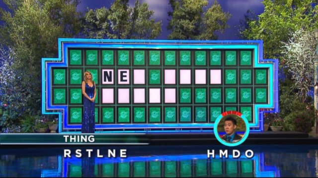 VIDEO: Mans Mind-Blowing Wheel of Fortune Win