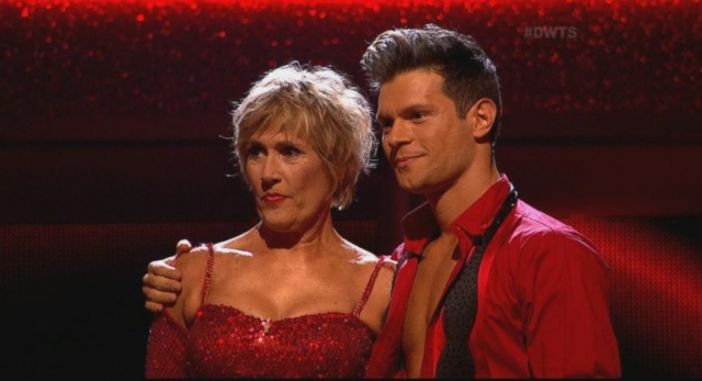VIDEO: Diana Nyad and Sean Avery discuss their elimination from the dance competition.