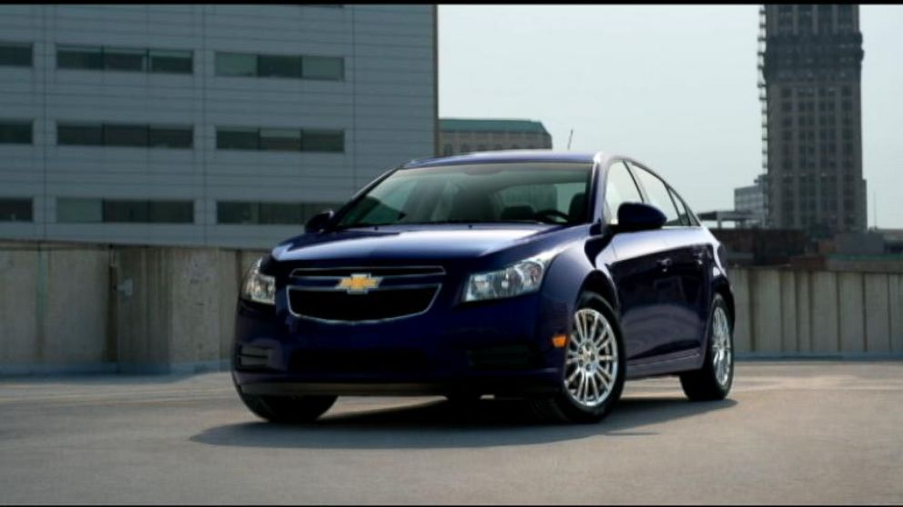 General Motors Stops Selling Chevy Cruze Models Video