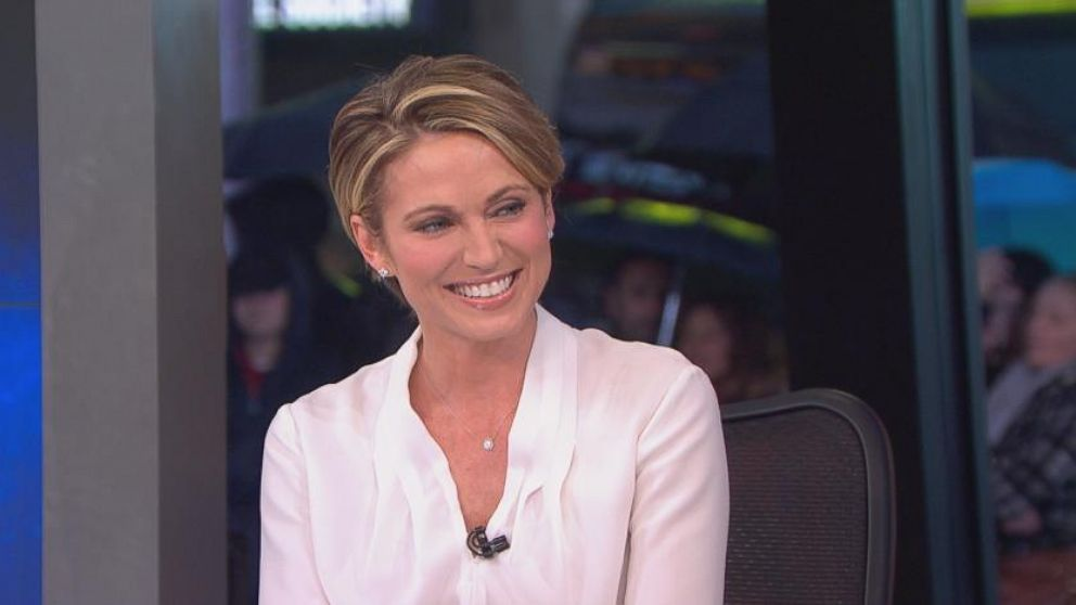 'GMA' Welcomes Amy Robach as News Anchor