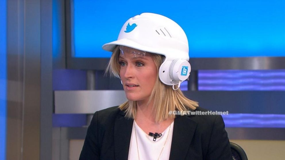 VIDEO: Twitter Helmet to Let User Tweet With Their Heads?