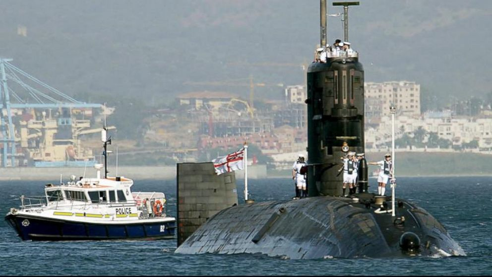 VIDEO: Military Subs Join Search for Missing Plane