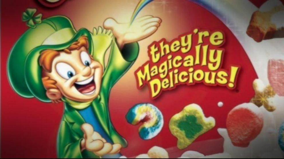 VIDEO: Cereal Companies Use Eye Contact to Entice Kids