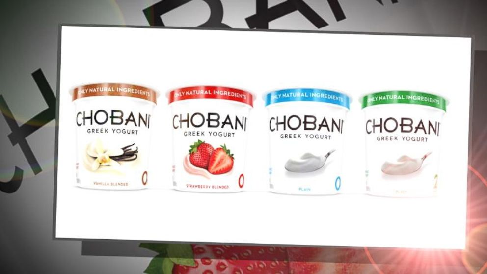 VIDEO: Chobani Greek Yogurt Accused of Stealing Competitors Recipe