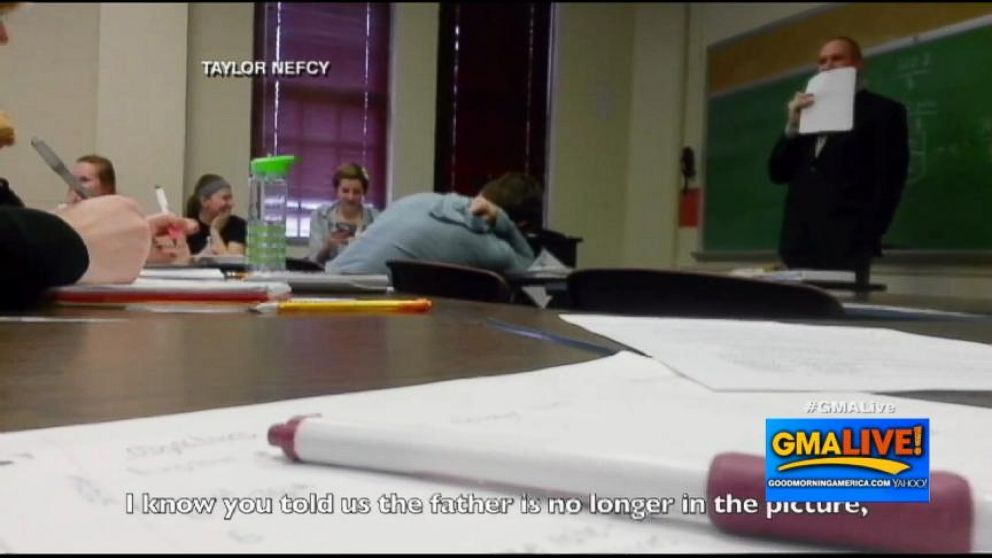 VIDEO: Students Prank Professor With Awkward Phone Call