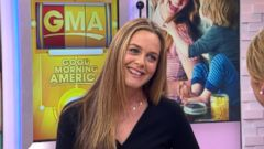 "VIDEO: The ""Clueless"" actress opens up about attachment parenting in her new book."