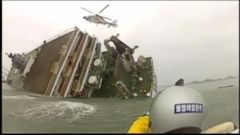 VIDEO: GMA 4/16: Korean Ferry Carrying High School Students Sinks