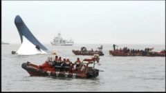VIDEO: Korean Ferry Carrying High School Students Sinks