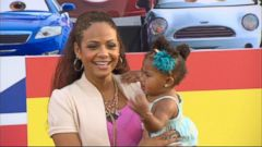 VIDEO: Christina Milian opens up about sharing parenting duties with her ex.