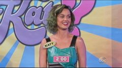 VIDEO: Katy Perry Loses to Superfan in Katy Trivia Game