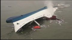 VIDEO: South Korea Ferry May Not Have Made Sharp Turn