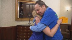 VIDEO: Be the Match Bone Marrow Donors, Recipients Reunite