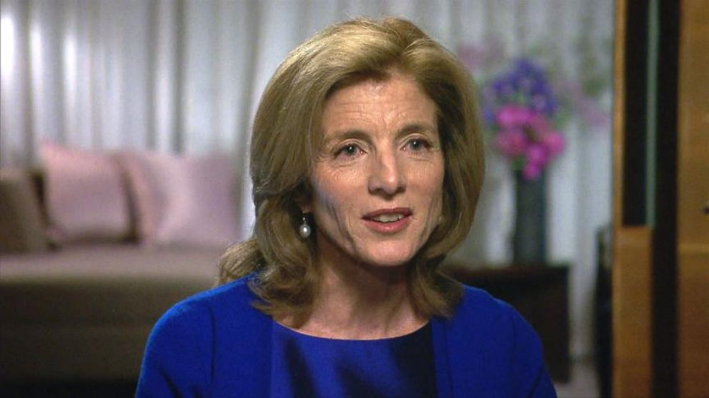 Caroline Kennedy U S Ambassador To Japan Says She Hopes