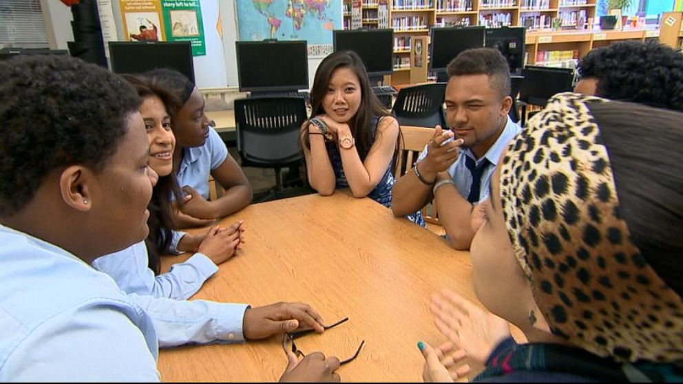 "VIDEO: Students from the Urban Assembly School for Applied Math and Science go to ""GMA"" for a big surprise."
