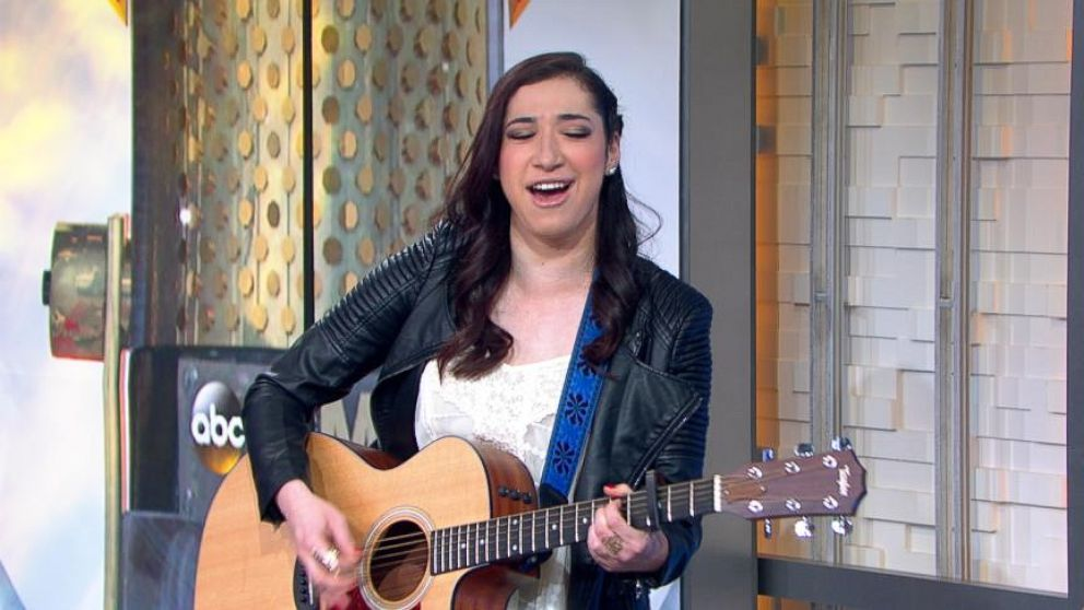 "VIDEO: Carly Meyers wrote her own version of ""Gone Gone Gone"" to invite the singer to ""Prom Prom Prom."""