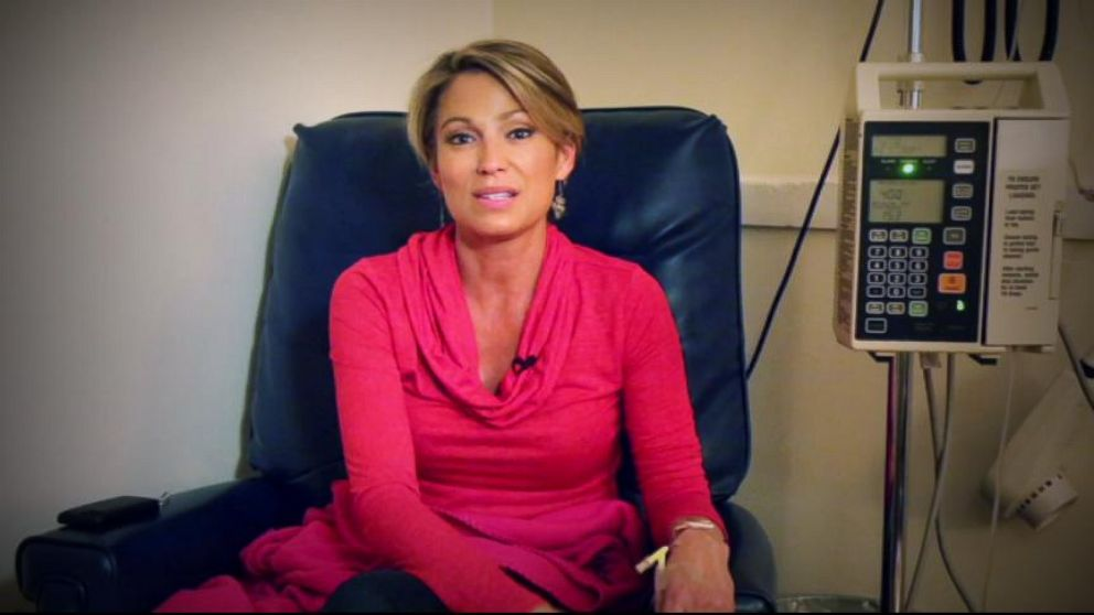 VIDEO: She explains how she feels after her last round of chemotherapy.