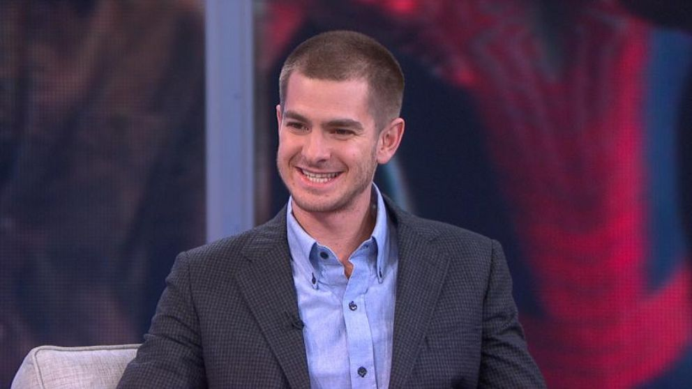 VIDEO: Spider-Man himself, Andrew Garfield, offers a sneak peek at the new movie.