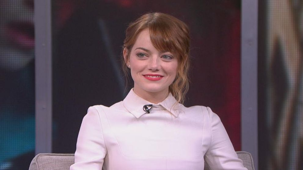 "VIDEO: Actress discusses playing Gwen Stacy in ""The Amazing Spider-Man 2"" opposite Andrew Garfield."