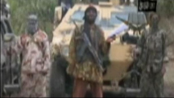 VIDEO: Abubakar Shekau, leader of the Islamic extremists Boko Haram in Nigeria, is threatening to sell them.