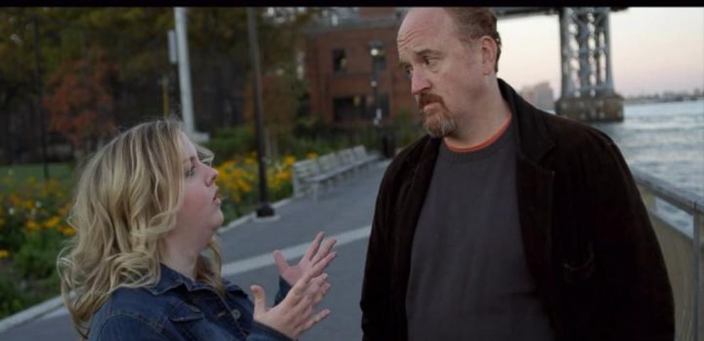 VIDEO: Fat Girl Scene From Louie Strikes a Chord