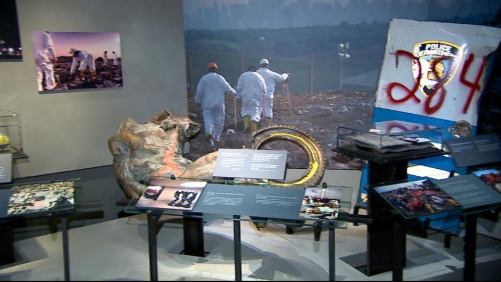 911 Memorial Museum and Store Sparks Outrage Video  ABC News