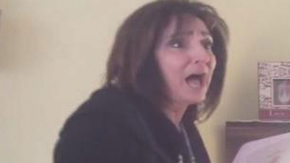VIDEO: Grandma-to-Be Hysterically Freaks Out at Baby News