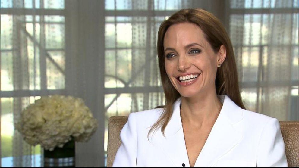 VIDEO: Angelina Jolie Takes on New Twist on Sleeping Beauty