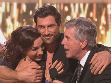 DWTS Season 18: Meryl and Maks Win Mirror Ball Trophy