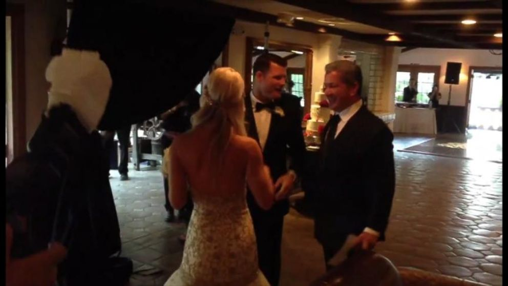VIDEO: UFC Announcer Gives Newlyweds Ultimate Intro