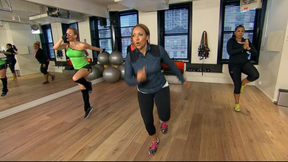 VIDEO: Celebrity trainer Anna Kaiser shows you how get ready for the summer.