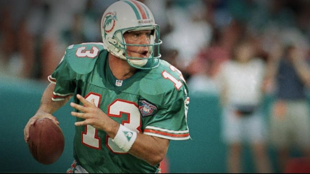 VIDEO: The former Dolphins quarterback says hes possibly suffering from the long-term effects of football violence.