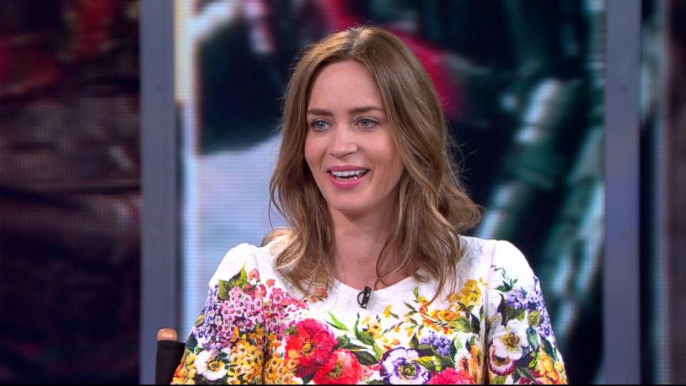 "VIDEO: The actress discusses her new role in the action blockbuster ""Edge of Tomorrow."""