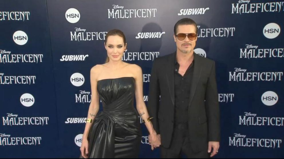 "VIDEO: The A-lister describes the moment he was allegedly accosted during the ""Maleficent"" premiere."